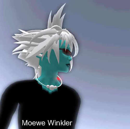 Moewe Winkler in Second life